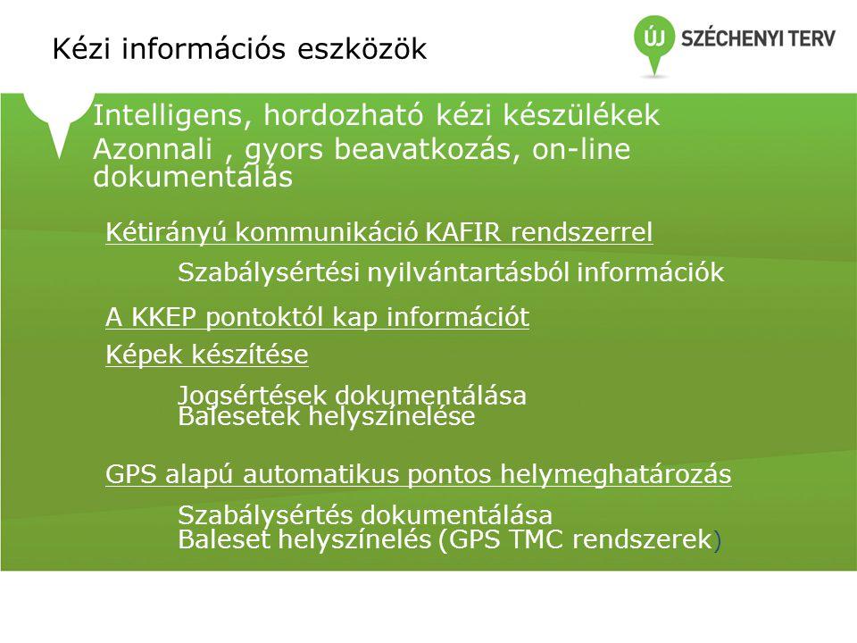 Kézi információs eszközök
