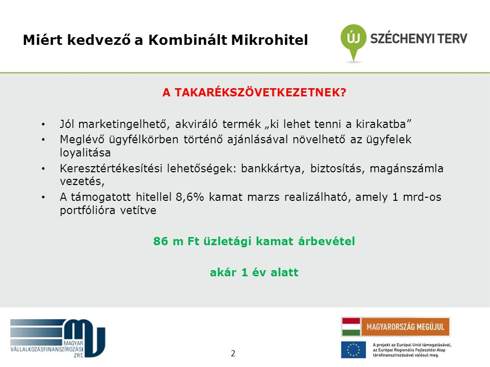 A TAKARÉKSZÖVETKEZETNEK 86 m Ft üzletági kamat árbevétel