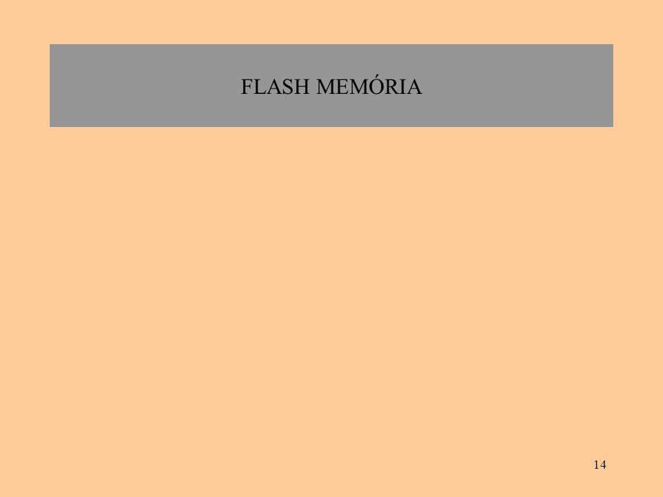FLASH MEMÓRIA