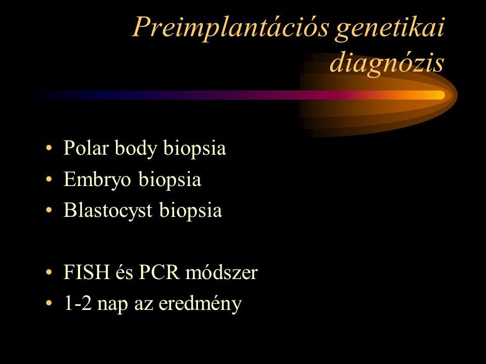 Preimplantációs genetikai diagnózis