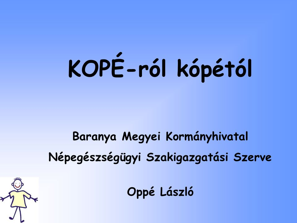 Baranya Megyei Kormányhivatal Népegészségügyi Szakigazgatási Szerve