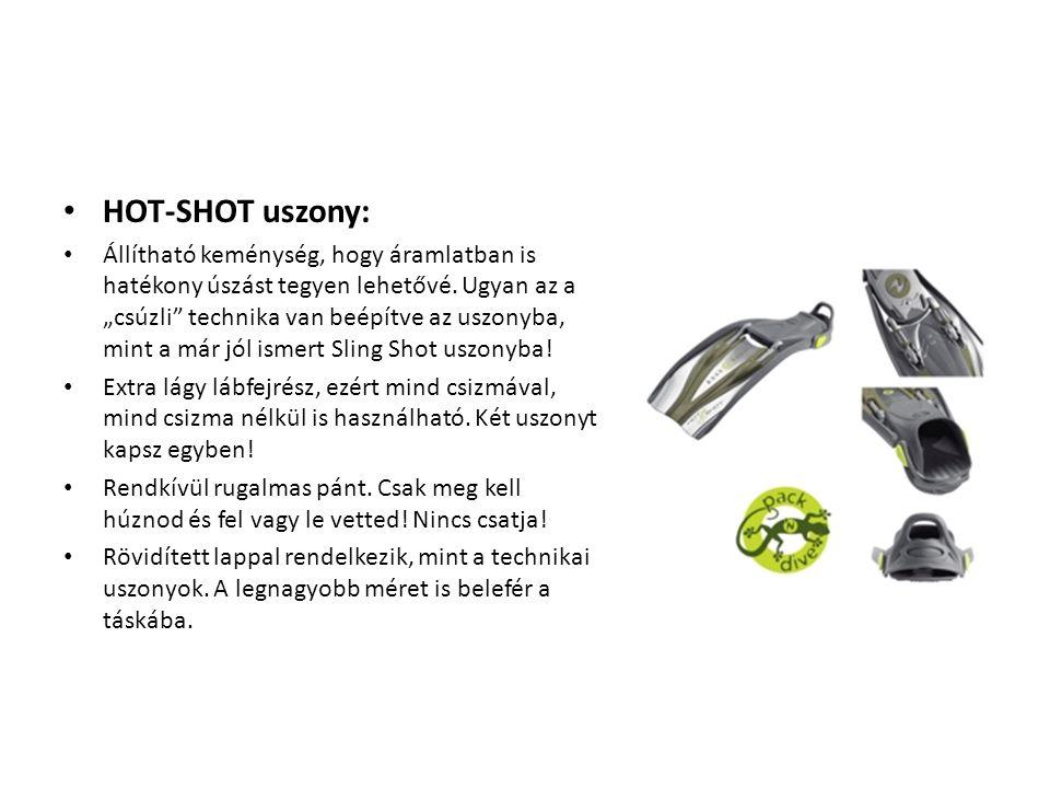 HOT-SHOT uszony: