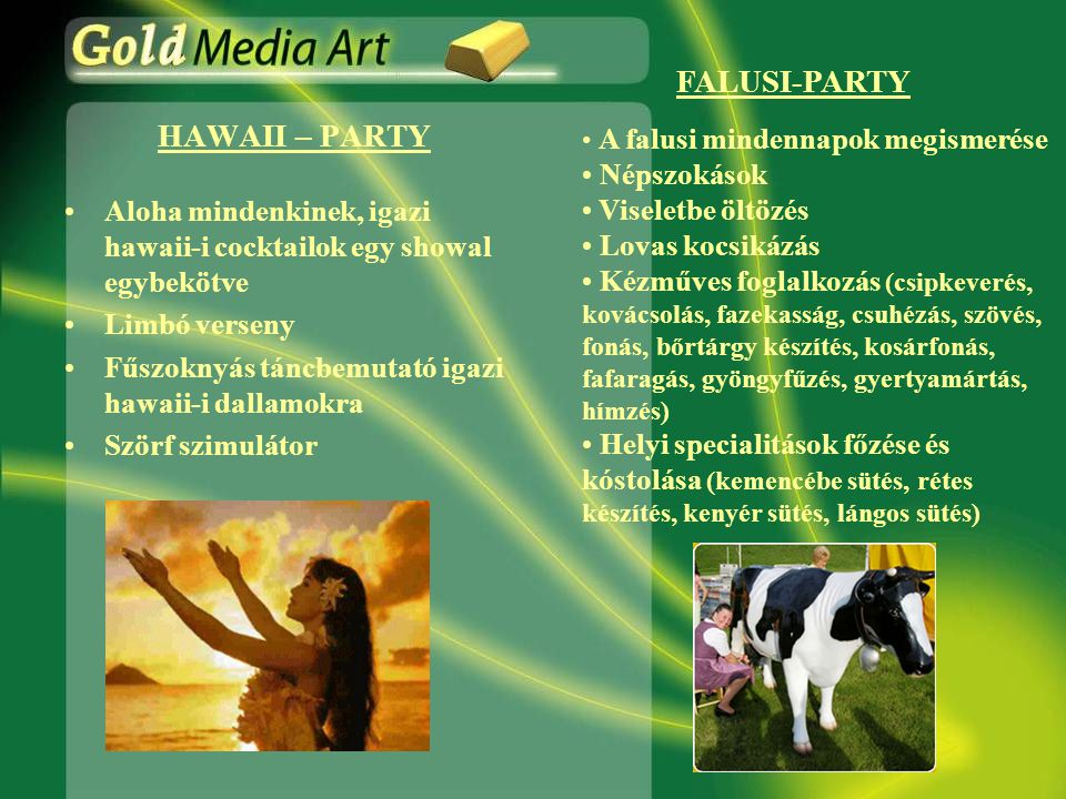 FALUSI-PARTY HAWAII – PARTY