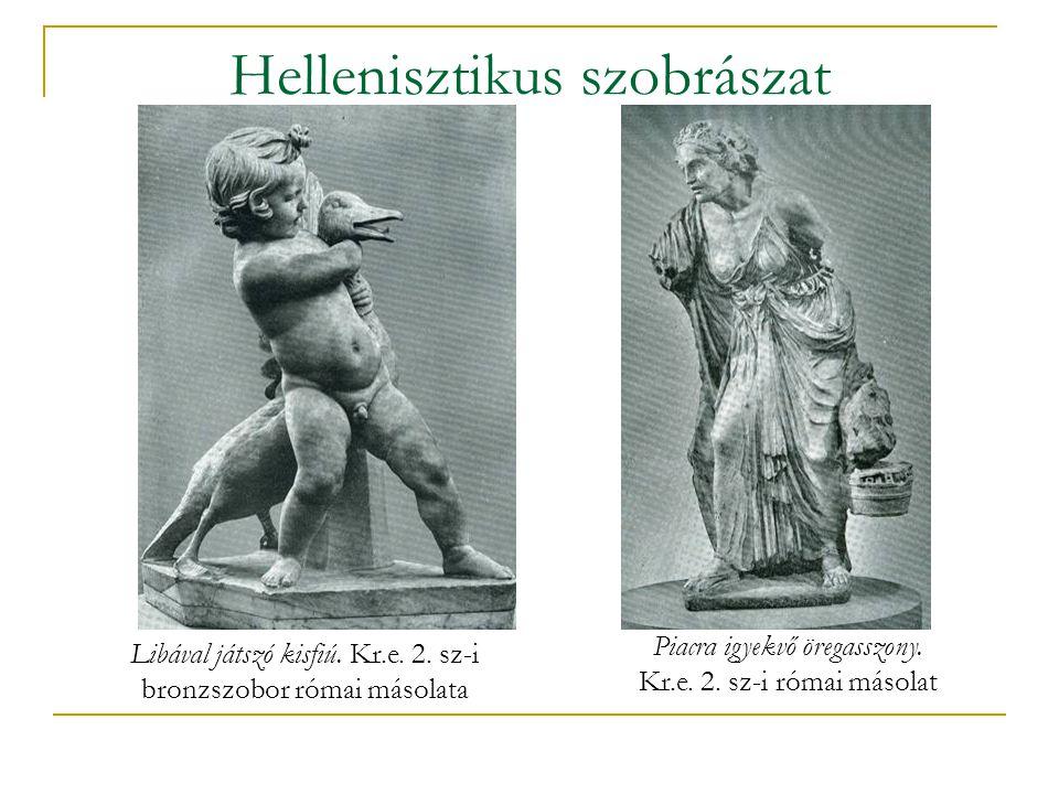 Hellenisztikus szobrászat