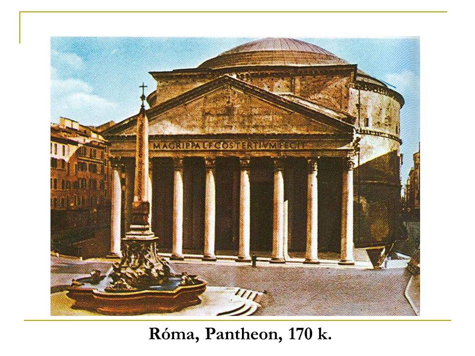 Róma, Pantheon, 170 k.