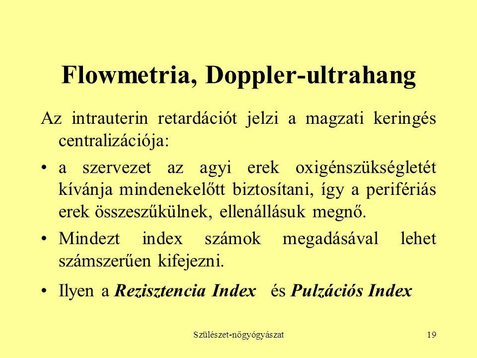 Flowmetria, Doppler-ultrahang