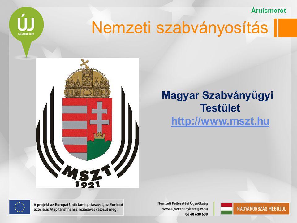Nemzeti szabványosítás
