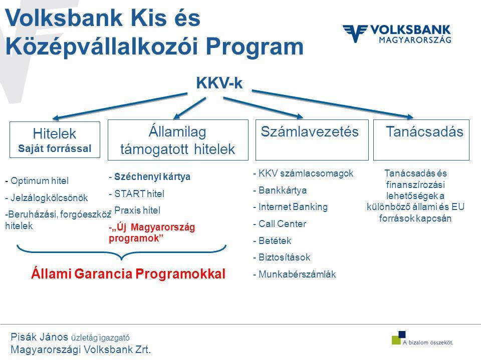 Középvállalkozói Program