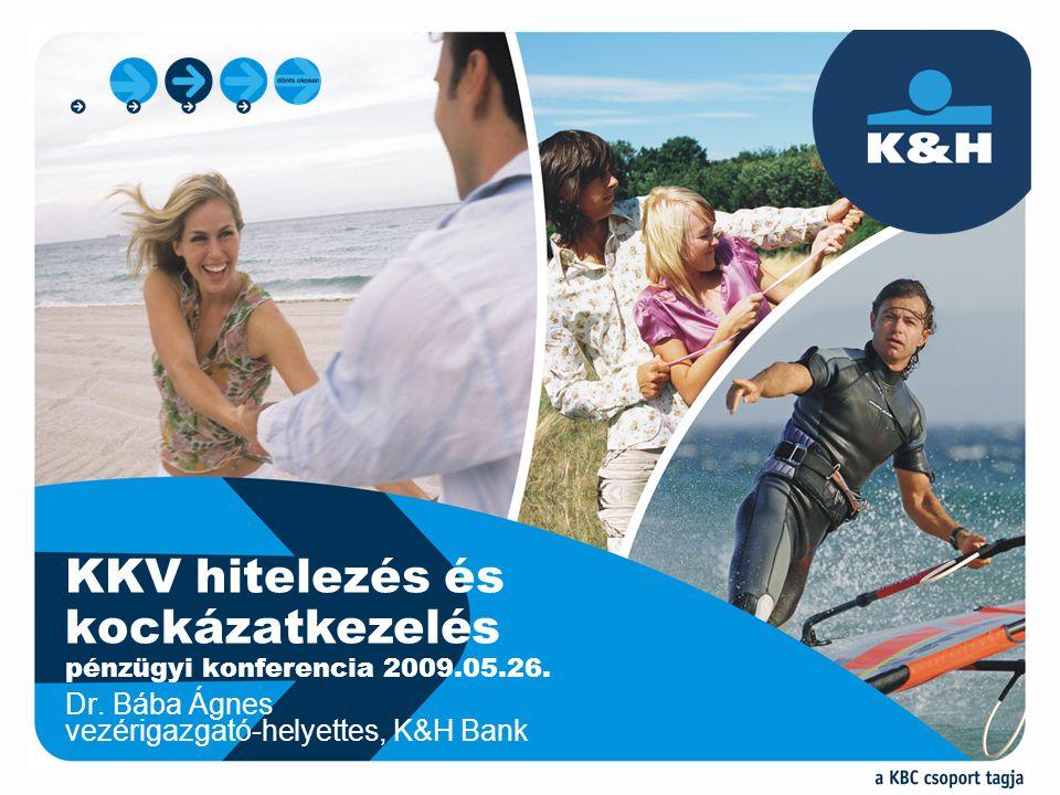 KKV hitelezés és kockázatkezelés pénzügyi konferencia 2009.05.26.