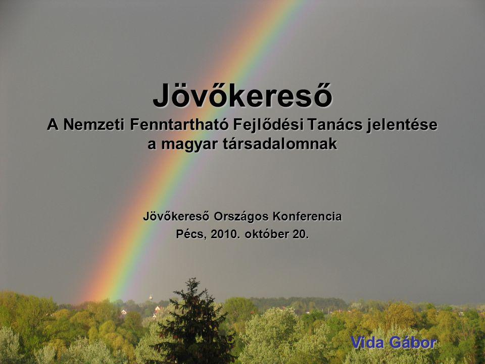 Jövőkereső Országos Konferencia Pécs, 2010. október 20.