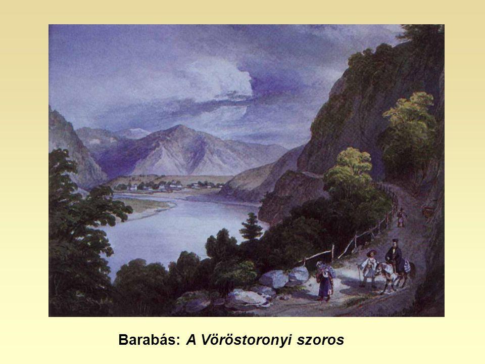 Barabás: A Vöröstoronyi szoros