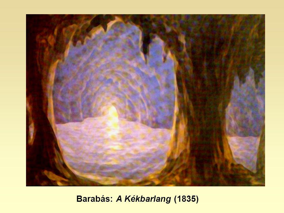 Barabás: A Kékbarlang (1835)