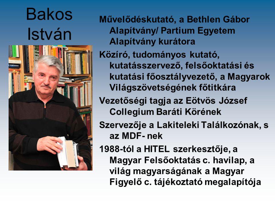 Bakos István
