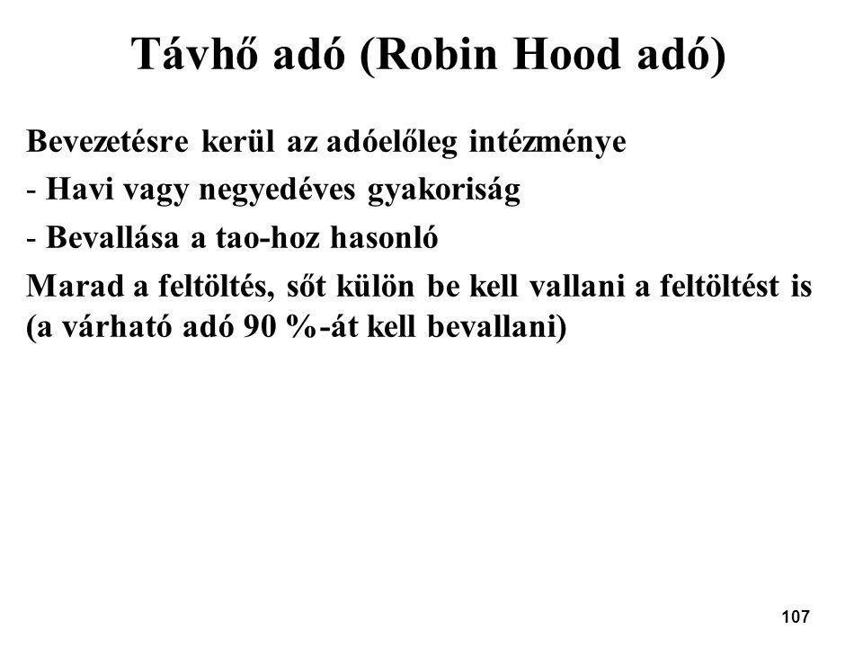 Távhő adó (Robin Hood adó)