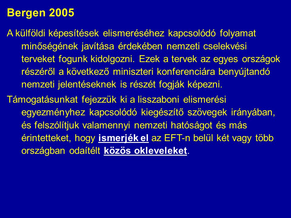 Bergen 2005