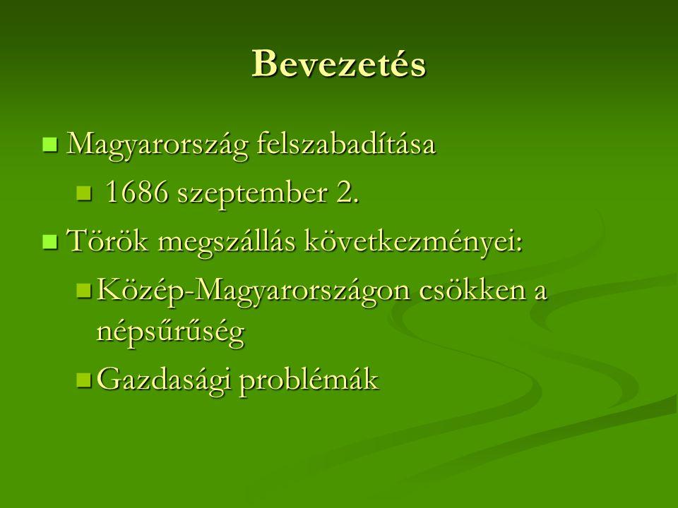 Bevezetés Magyarország felszabadítása 1686 szeptember 2.