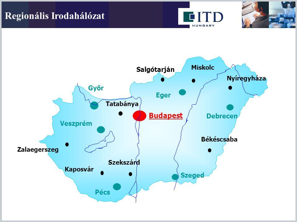 Regionális Irodahálózat