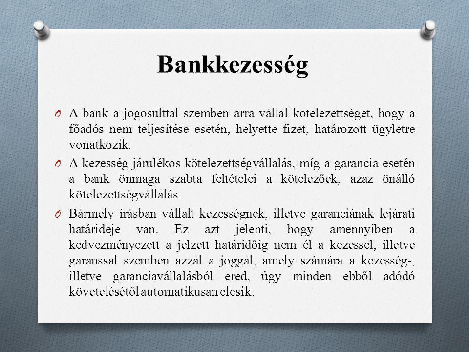 Bankkezesség
