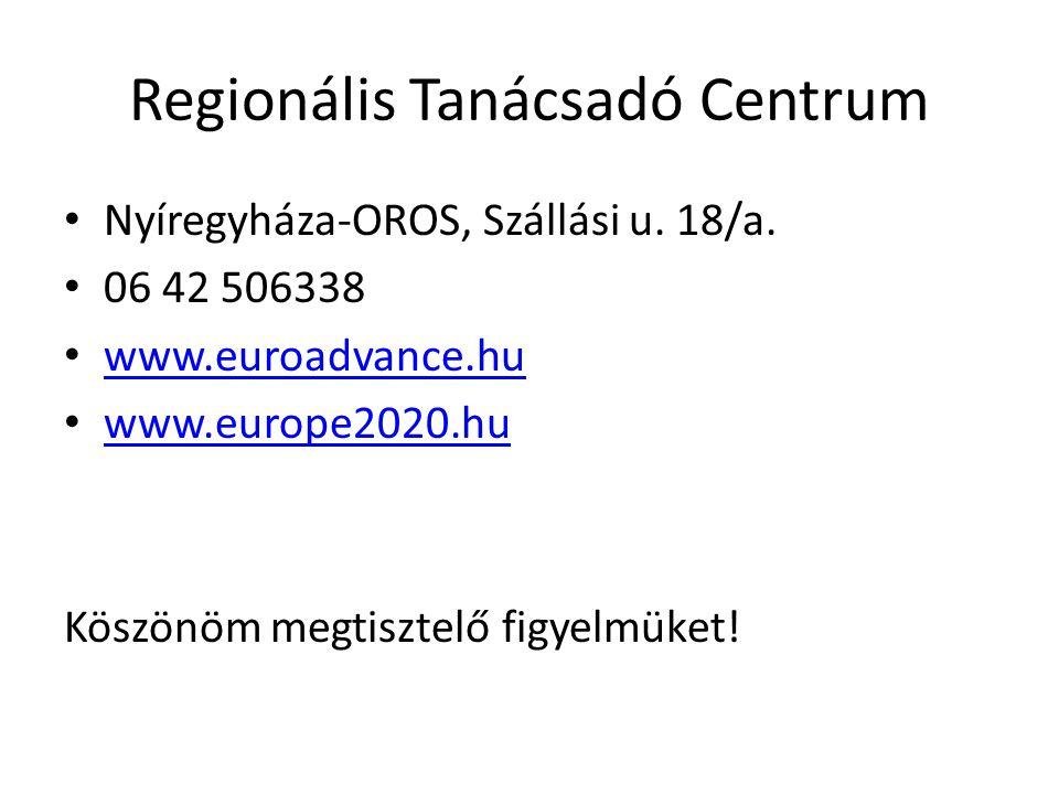 Regionális Tanácsadó Centrum