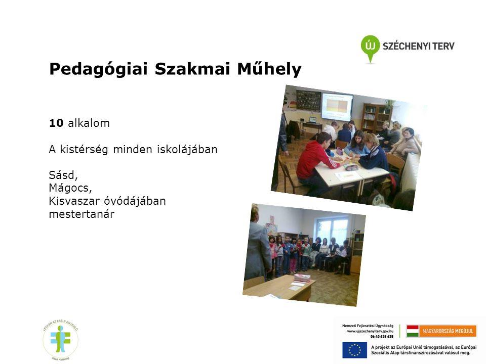 Pedagógiai Szakmai Műhely