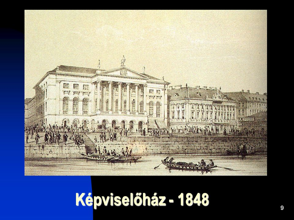 Képviselőház - 1848