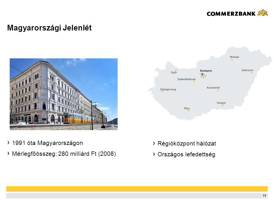 Commerzbank Győri Régióközpont
