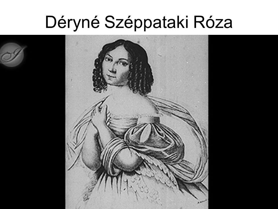 Déryné Széppataki Róza