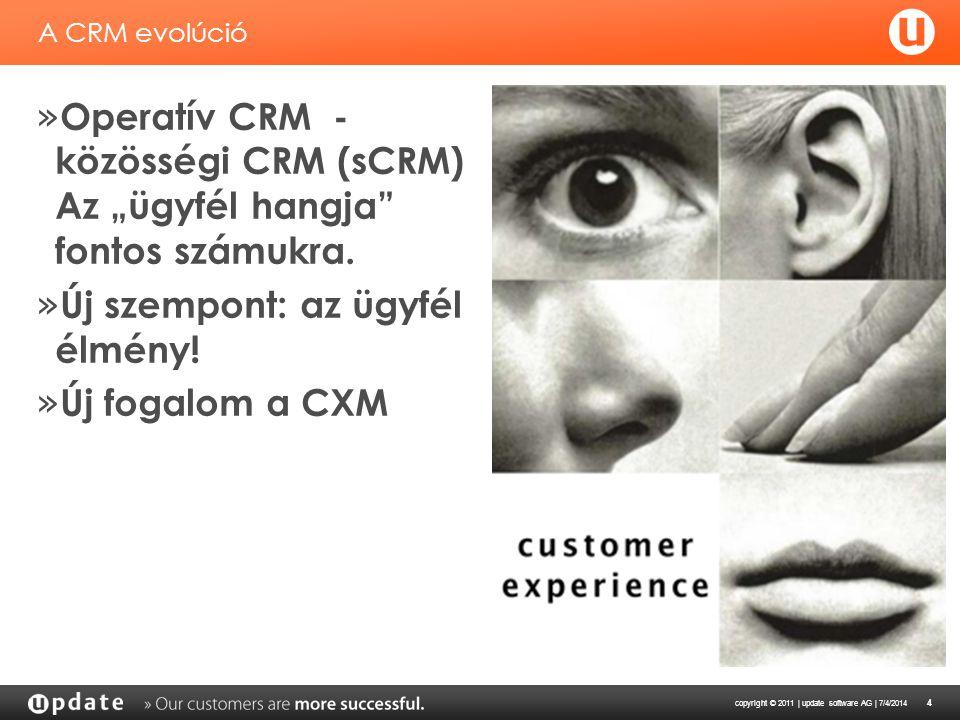 Új szempont: az ügyfél élmény! Új fogalom a CXM