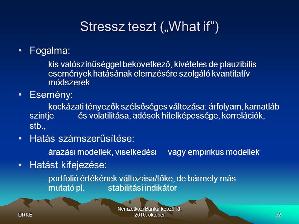 """Stressz teszt (""""What if )"""