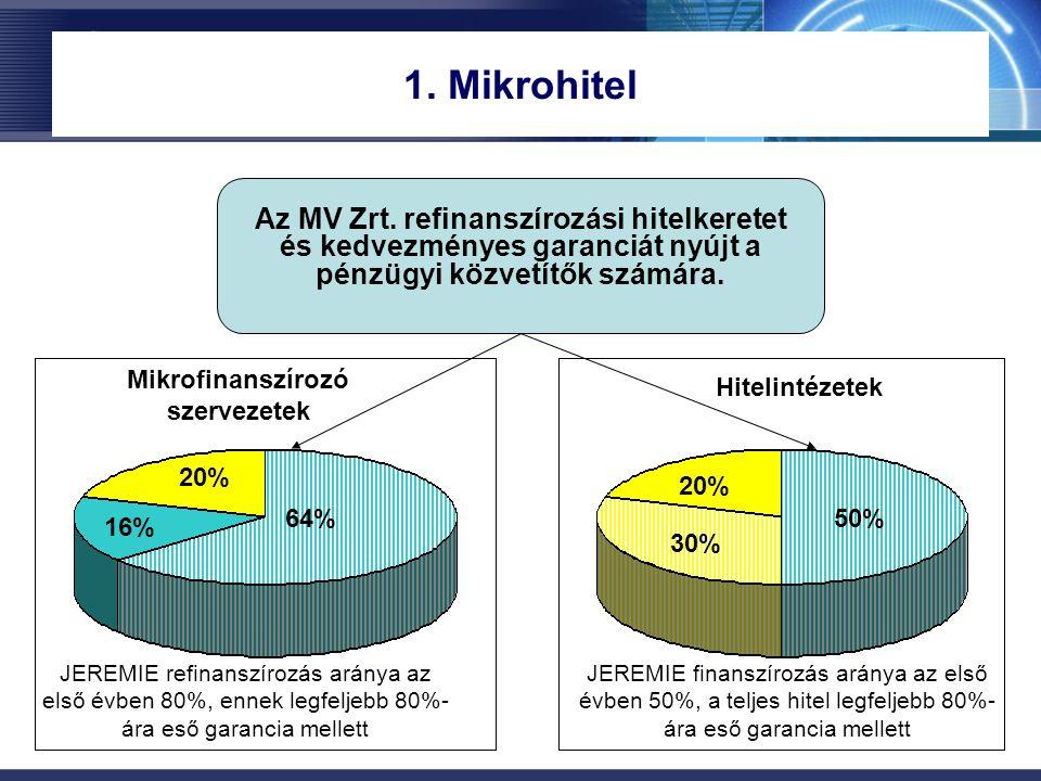 Mikrofinanszírozó szervezetek