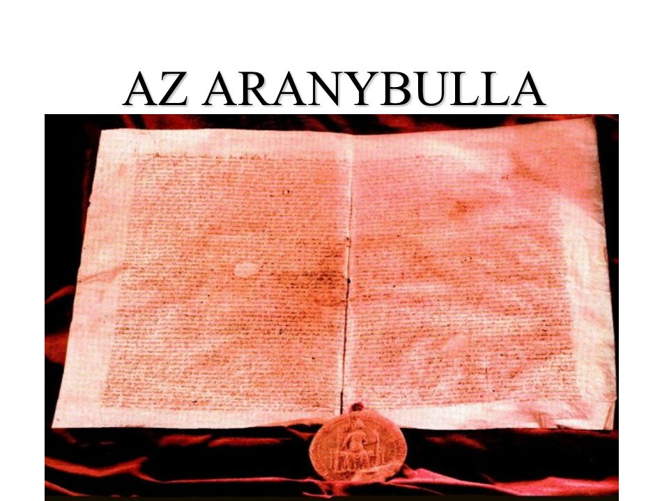 AZ ARANYBULLA