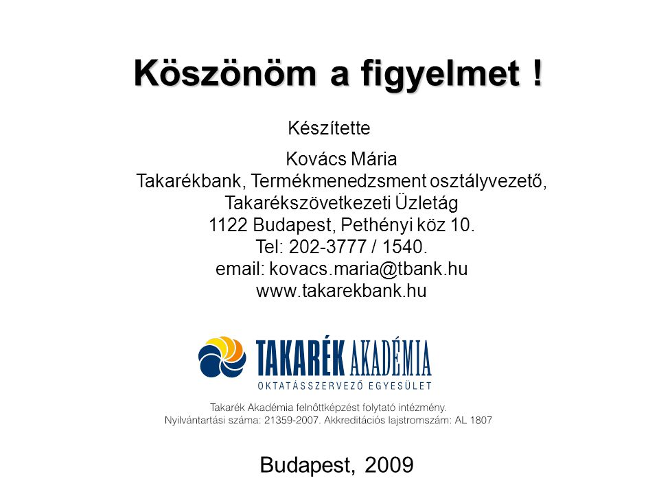 email: kovacs.maria@tbank.hu