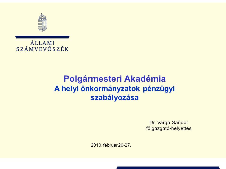 Polgármesteri Akadémia