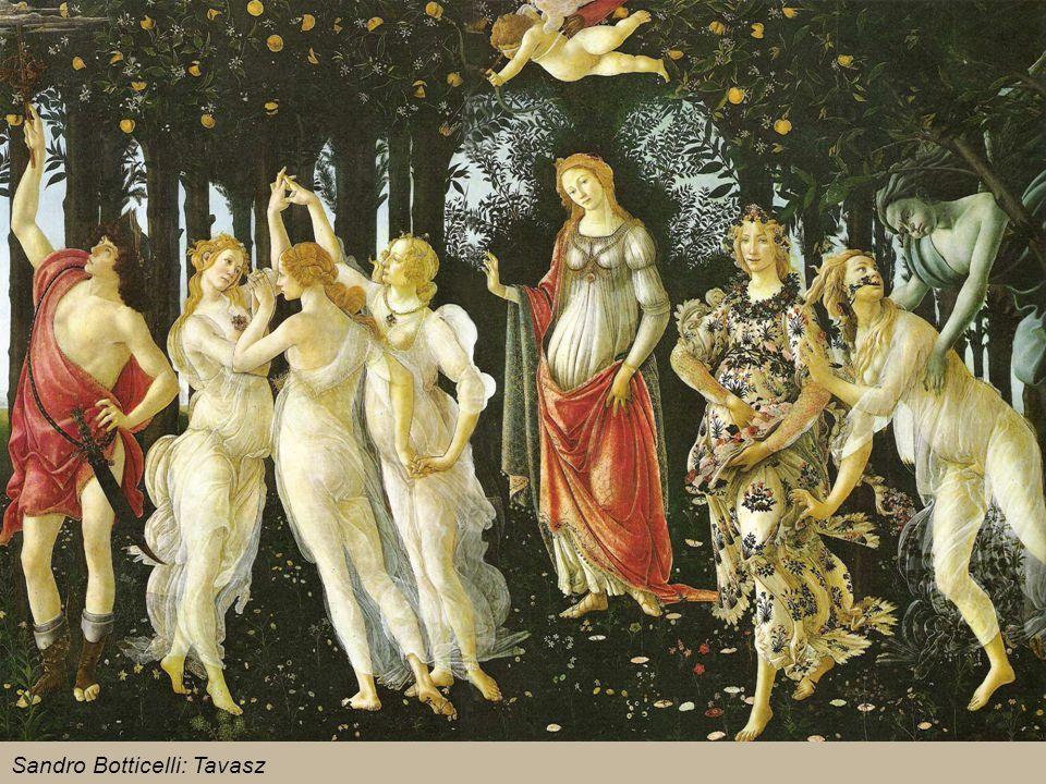 Sandro Botticelli: Tavasz