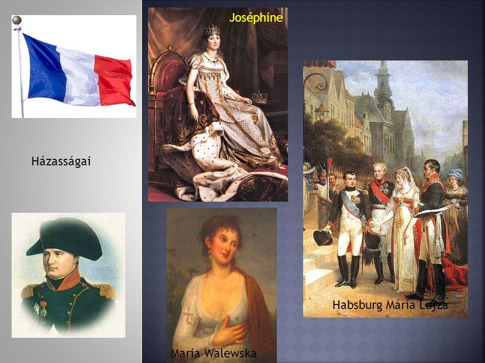 Joséphine Házasságai Habsburg Mária Lujza Maria Walewska