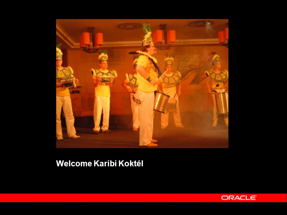 Welcome Karibi Koktél