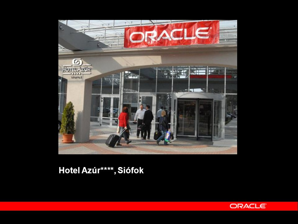 Hotel Azúr****, Siófok