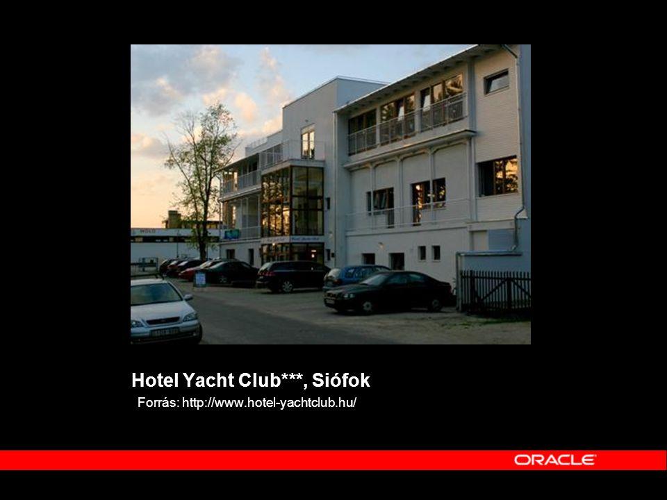Hotel Yacht Club***, Siófok