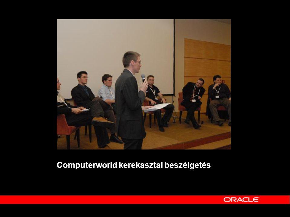 Computerworld kerekasztal beszélgetés