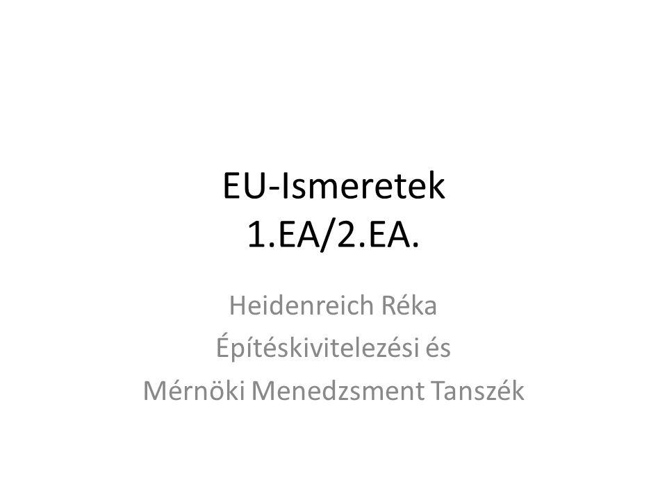 Heidenreich Réka Építéskivitelezési és Mérnöki Menedzsment Tanszék