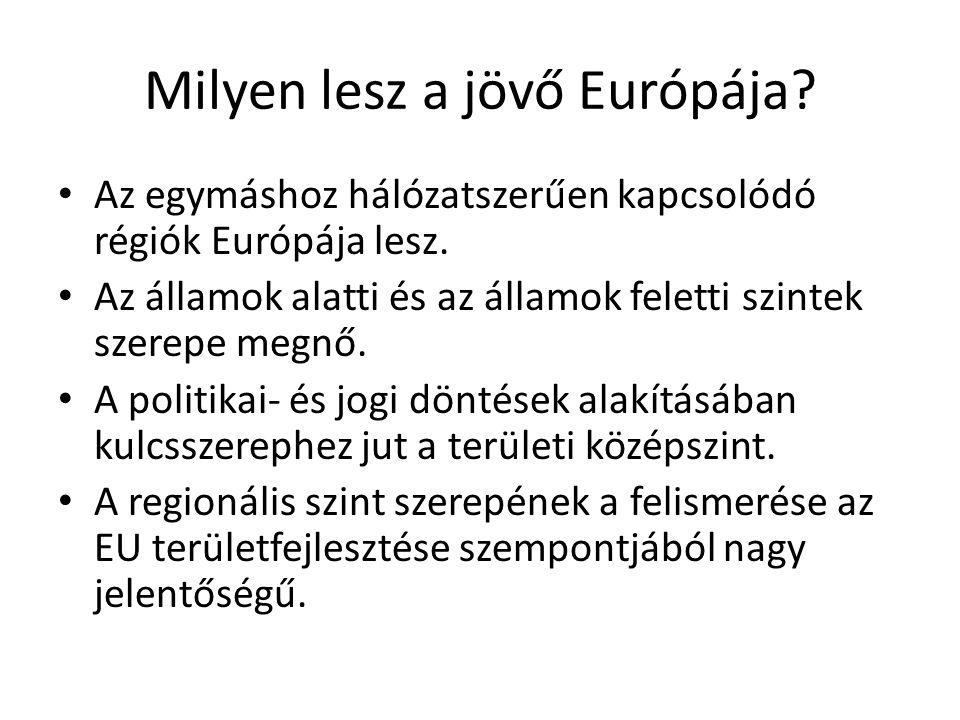 Milyen lesz a jövő Európája