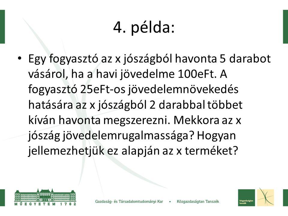 4. példa: