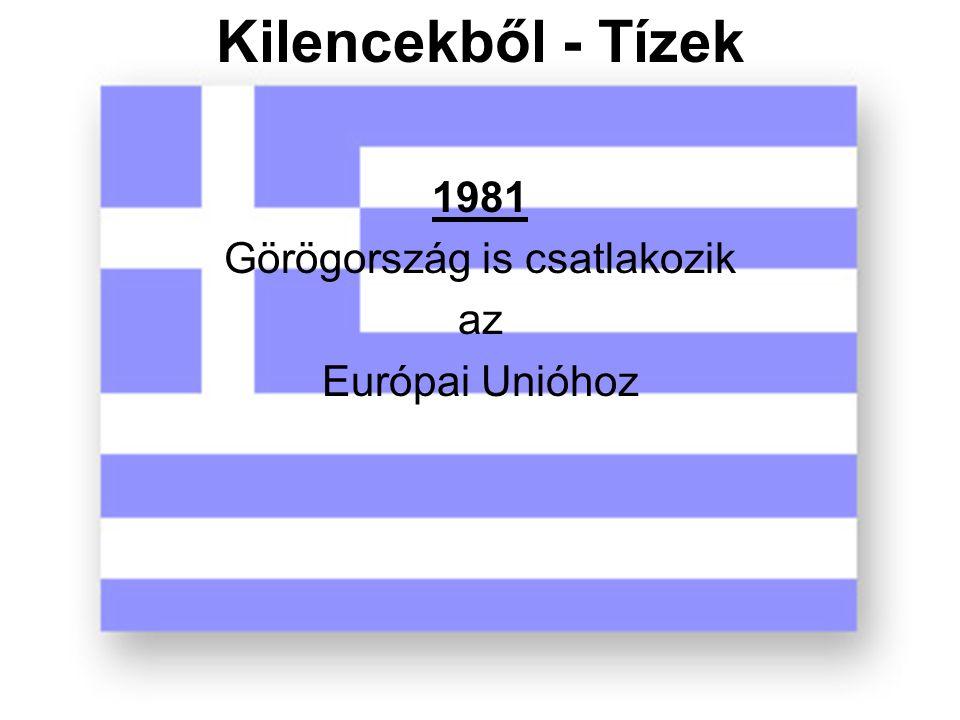 Görögország is csatlakozik