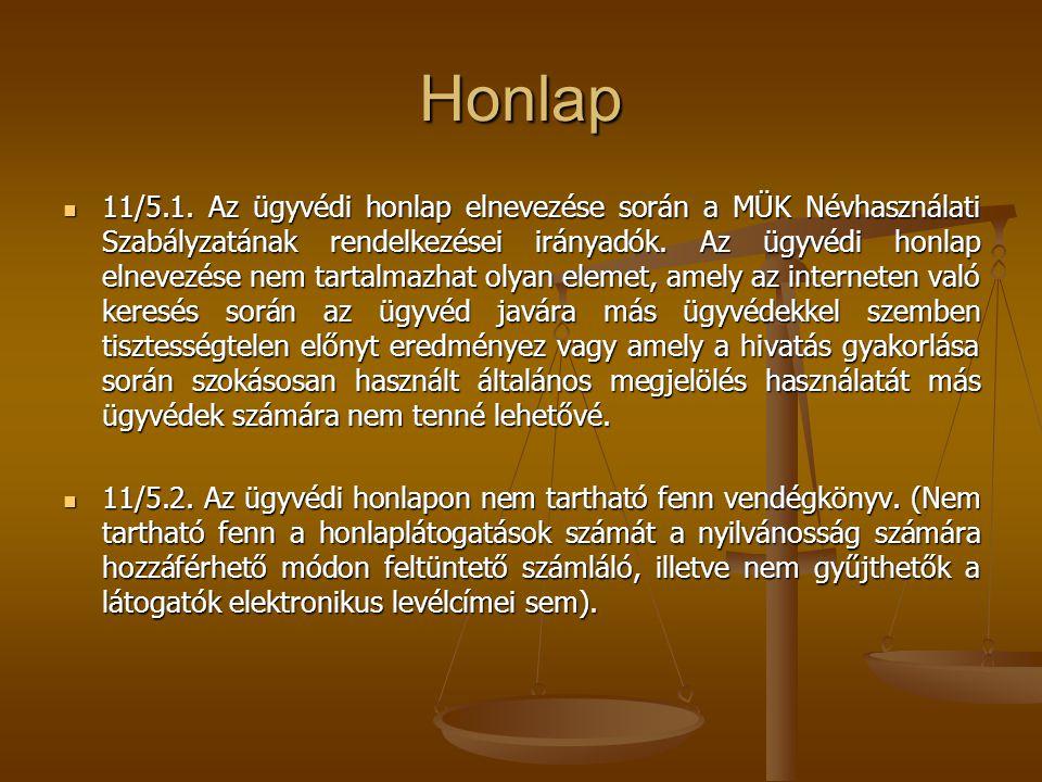Honlap