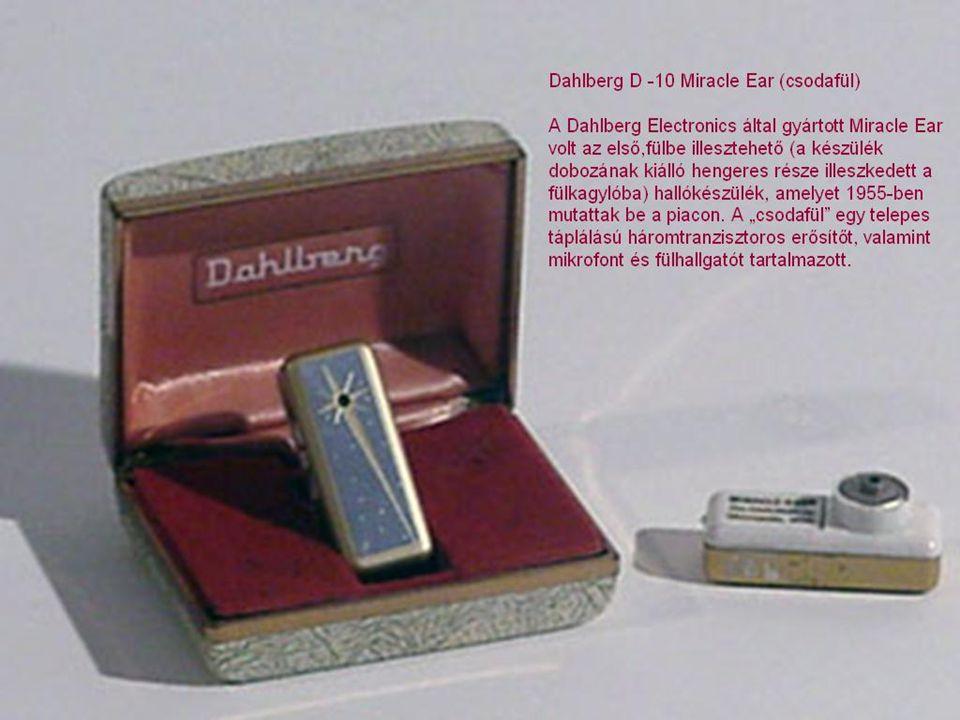 1948-ban Dahlberg és a testvére magalapították saját üzletti vállalkozásukat a Dahlberg Electronics céget, amely főleg hallókészülékek gyártásával foglalkozott.