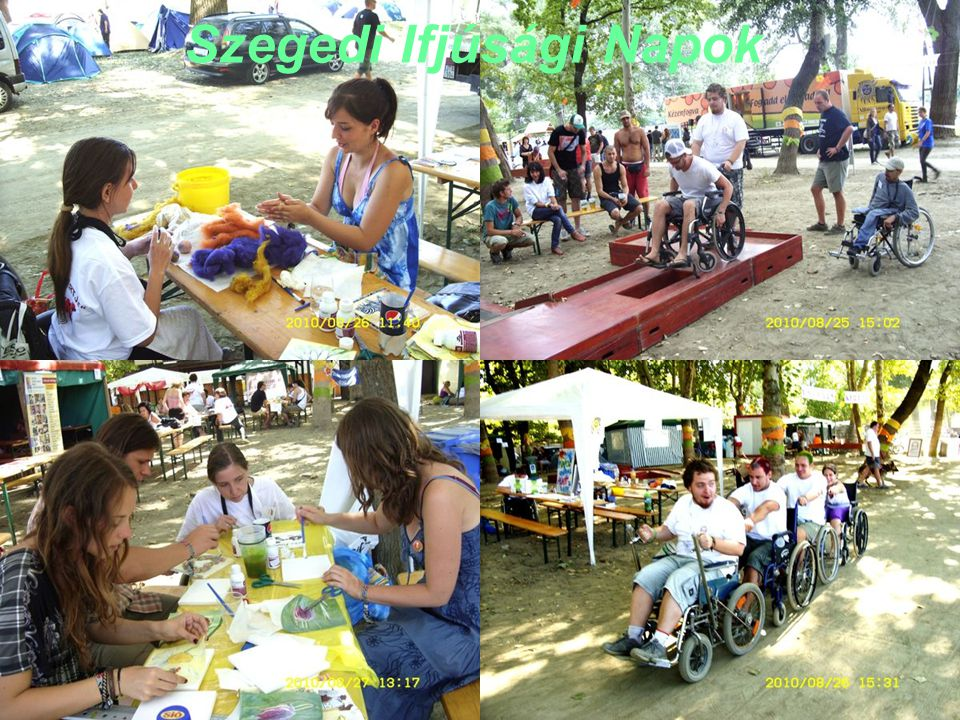 Szegedi Ifjúsági Napok