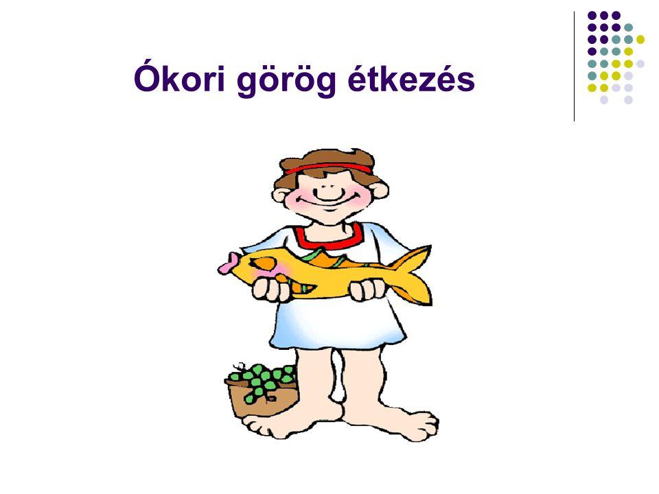 Ókori görög étkezés
