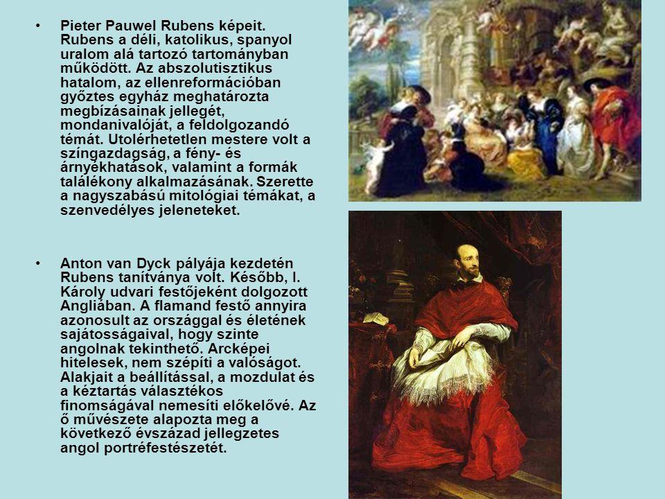 Pieter Pauwel Rubens képeit