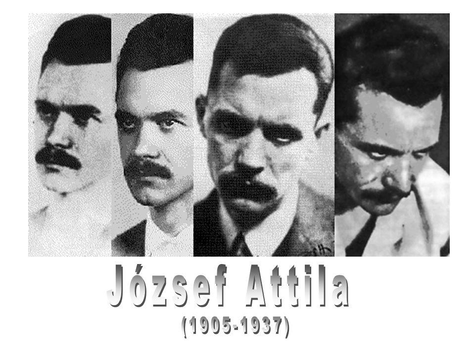 József Attila (1905-1937)