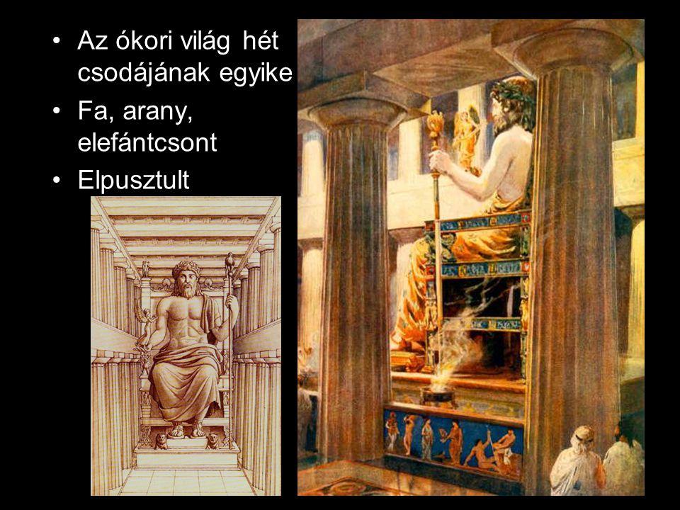 Az ókori világ hét csodájának egyike